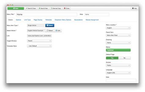 Theme Creator Joomla | rockettheme documentation