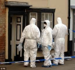 stephen beattie: former crime scenes officer at centre of