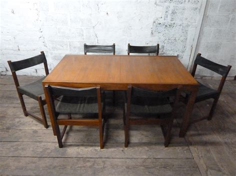 antique dining table and chairs antiques atlas teak extending dining table and chairs