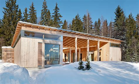 Lakeside Cottage Plans 4 Season Timber Cottage Built By A Single Carpenter