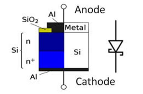 direction of capacitor discharge difference between diode and capacitor diode vs capacitor