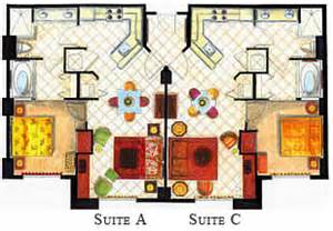 Vacation Village At Parkway Floor Plan by Accommodations Vacation Village At Parkway