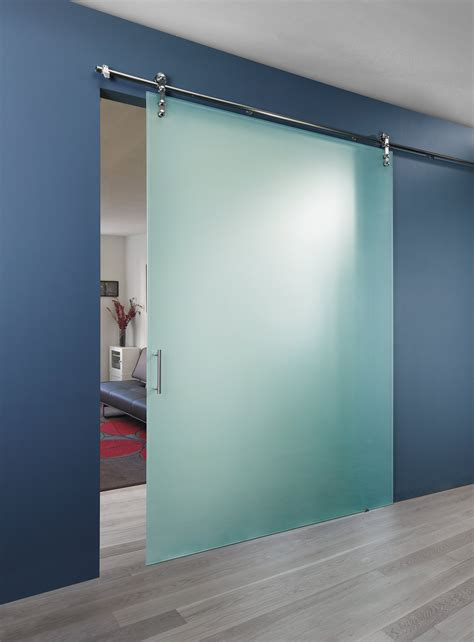 Glass Sliding Barn Doors Sliding Glass Barn Door