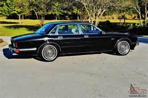 1988 Jaguar Xj6 Value Absolutley Magnificent 1988 Jaguar Xj6 Just 74ks Loaded