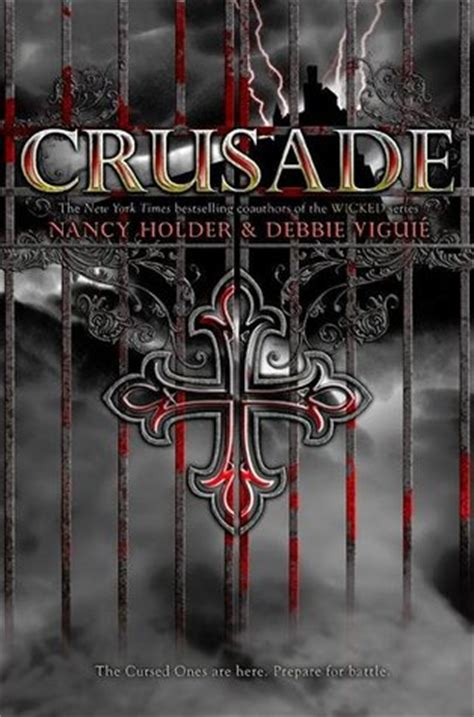 crusader one tier one thrillers books crusade crusade 1 by nancy holder reviews