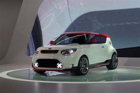 Kia Track Kia Track Ster Unlikely For Production But Hints At Next