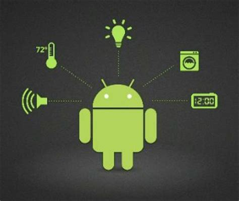 takes on home automation with android home techspot