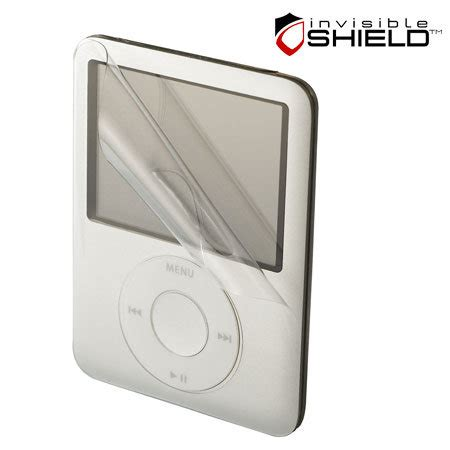 Taff Invisible Shield Screen Protector For Ipod Nano 4 1 invisibleshield protector ipod nano 3g