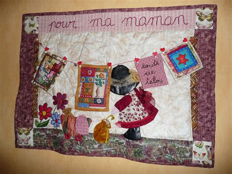 How To Patchwork - le patchwork quelques tissus quelques bobines de fil