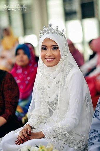 beautiful during akad nikah ceremony happy after nikah ceremony akad nikah