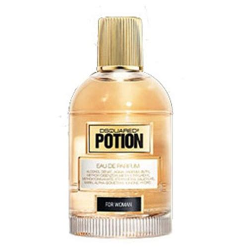 Potion Parfume dsquared 178 potion for new perfume perfumediary