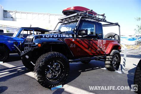 jk8 jeeps for sale 2013 sema toyo jeep jk8