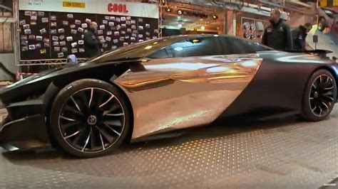 peugeot onyx top gear peugeot onyx behind the scenes top gear series 19