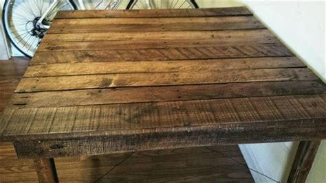 diy kitchen table plans diy kitchen table from pallet wood pallet furniture plans