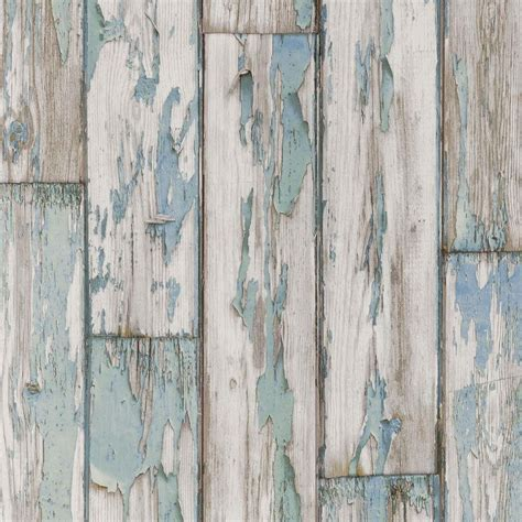 Distressed Wood Panel Wallpaper   WallpaperSafari