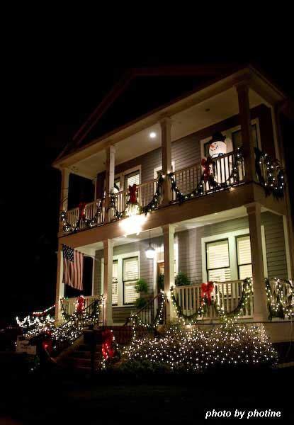 easy christmas porch lighting ideas light ideas to make the season sparkle