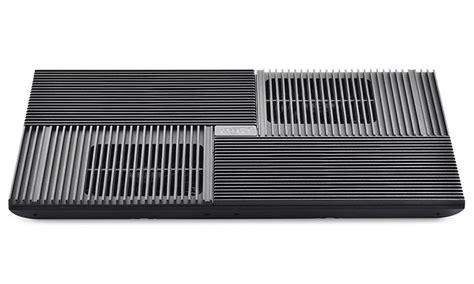 Deepcool Multicore X8 4 Fan Aluminium Panel Coolpad Black multi x8 deepcool up to 17