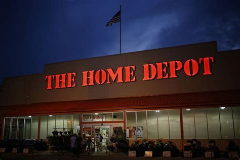 home depot shareholder meeting no new stores bloomberg