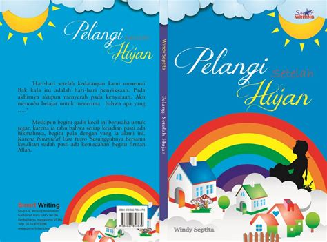 layout buku puisi cover pelangi setelah hujan 2