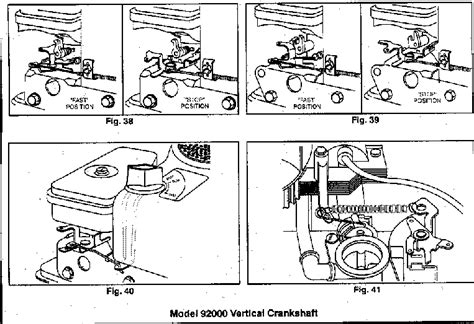 briggs and stratton governor linkage diagrams small engines 187 briggs and stratton governor linkage