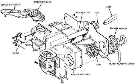 2000 jeep wrangler heater wiring schematic 2000 free
