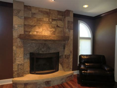 ann art faux finishes cement fireplace  white brick