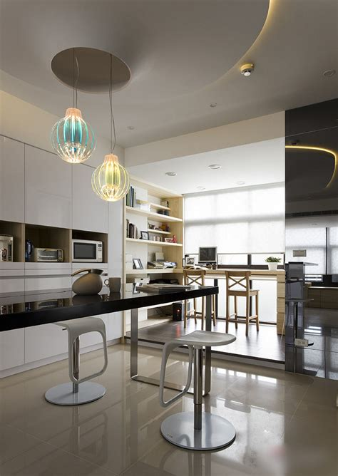 modern  stylish small apartment decoholic