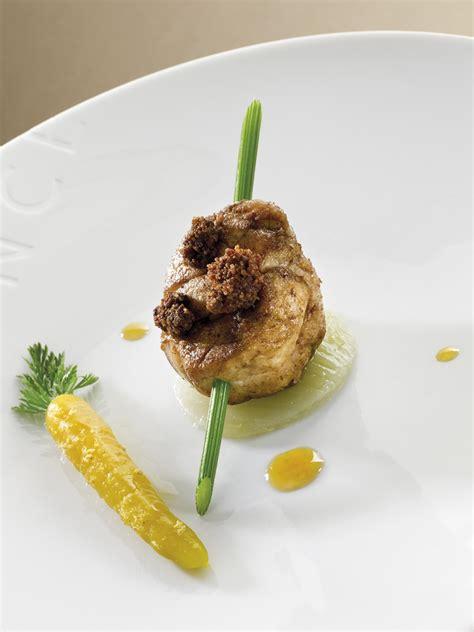 magazine de cuisine gastronomique ris de veau r 244 ti crumble d 233 pices fenouil confit
