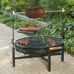 Firepit Grate Landmann Rock 48 Inches Pit With Grate Ebay