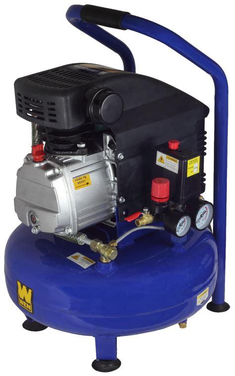pancake air compressor conveniently power  air tools