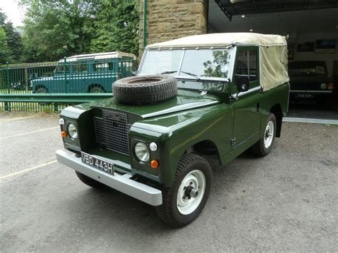 1970 land rover for stunning 1970 series iia ground up restoration land