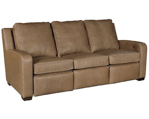 american leather reclining sofa classic leather salon power reclining sofa 11208 leather