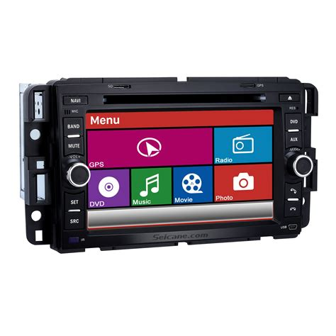 Harga Dvd Player Gmc by Car Dvd Player For Hummer H2 With Gps Radio Tv Bluetooth