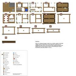 Minecraft Mansion Floor Plans Minecraft Floorplans Small Inn By Coltcoyote On Deviantart