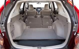 Interior Of Honda Pilot 2012 Honda Cr V Ex L Awd Rear Interior Cargo Space All