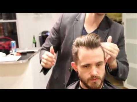 tutorial rambut jambul full download cara potong rambut pria gaya pompadour