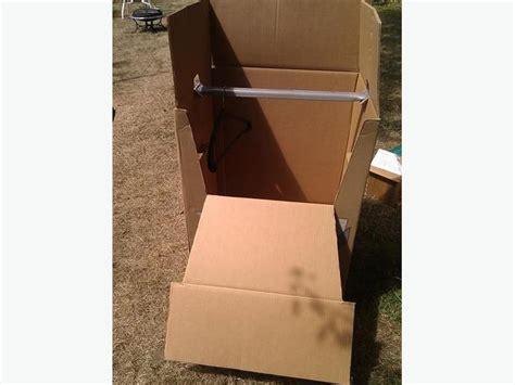 uhaul wardrobe boxes uhaul wardrobe box oak bay
