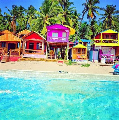 colorful beach houses 25 best ideas about colorful houses on pinterest