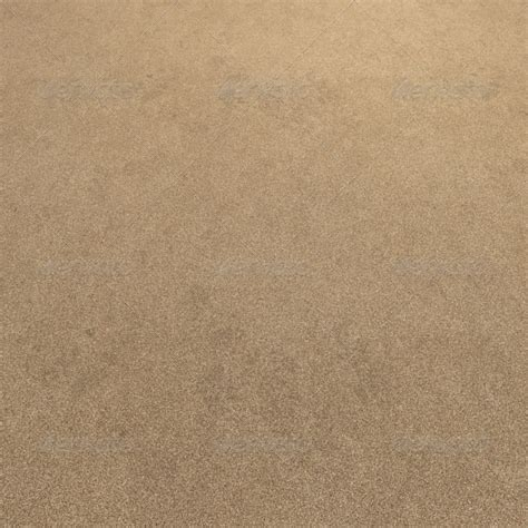 Plain Desert Sand Seamless Ground Texture by polysmith3d