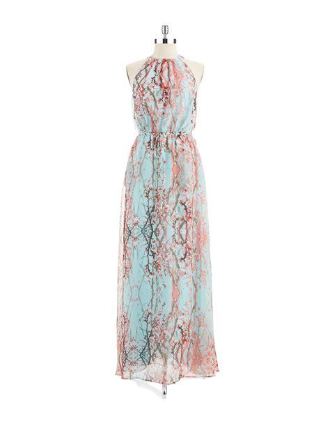Kantong Plastik Wrap Cherry Blossom Wrp 04 Size 1010cm lyst cherry blossom halter dress in