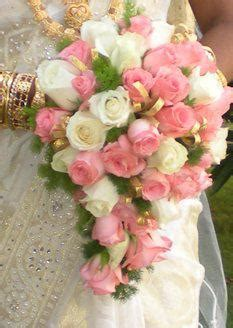 wedding bouquet kerala bridal bouquet fresh flowers just for rs 1500
