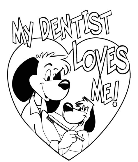 coloring pages dentist coloring pages resume format