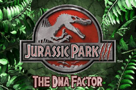 emuparadise jurassic park jurassic park iii the dna factor e absence rom