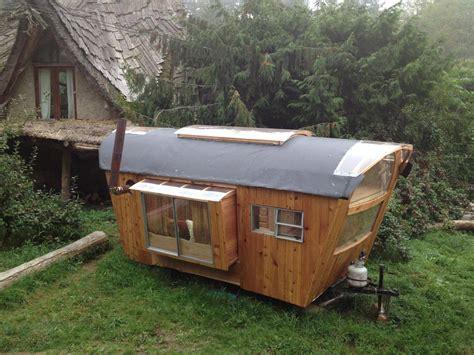 custom gypsy wagon built by sunray kelley