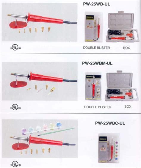 Wood Burning Pen Set woodburning pen set pw 25w china trading company