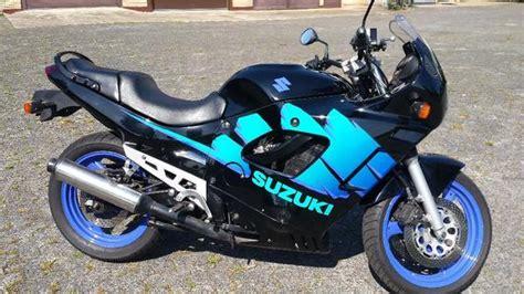Suzuki Motorrad Verkaufen by Motorrad Suzuki Gsx 600 F In Herschbach Suzuki 252 Ber 500