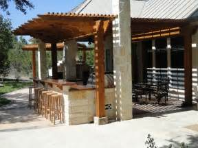 Outdoor Kitchen And Fireplace Designs by 30 Rustic Outdoor Design For Your Home