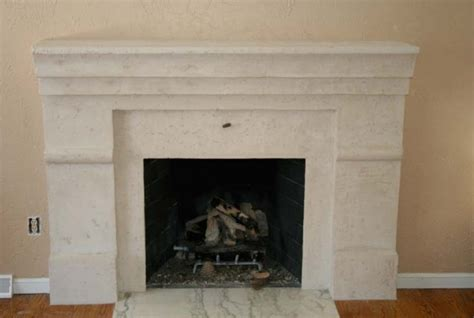 Plaster Fireplaces by Arcusstone Custom Fireplace Mantel Fairlawn Ohio Lavoie
