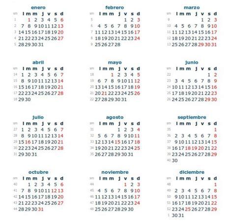 numero de semanas requeridas para la pension 2016 en 2013 habr 225 17 feriados pero s 243 lo tres fines de semana