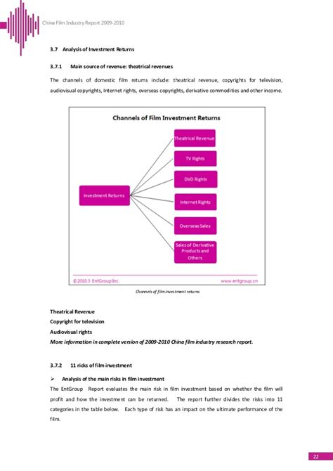 china film ent group entgroup china film industry simple report 2009 2010